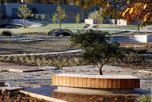 Ландшафтное проектирование частных садов, скверов, парков.